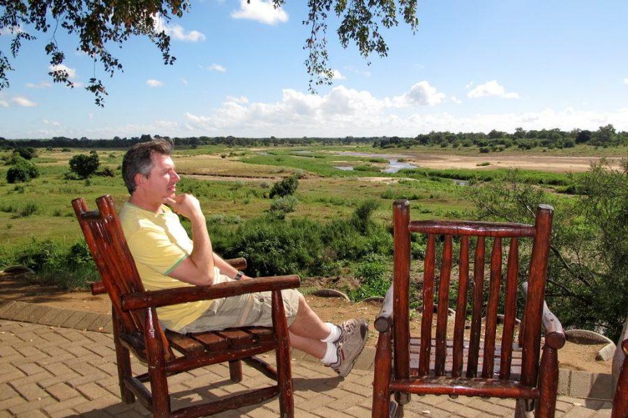 Vacaciones en el Parque Kruger