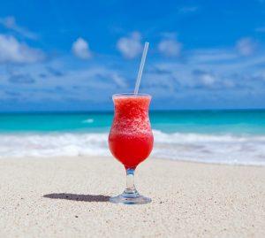 Coctel en verano