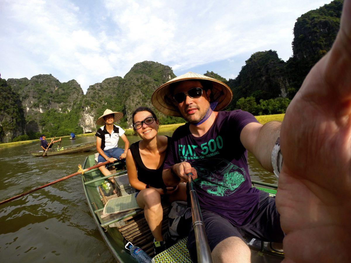 De viaje por el sudeste asiático