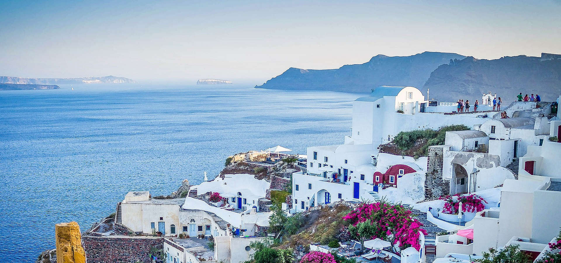 Santorini - Viajes de verano