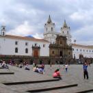 Casco histórico de Quito, Ecuador