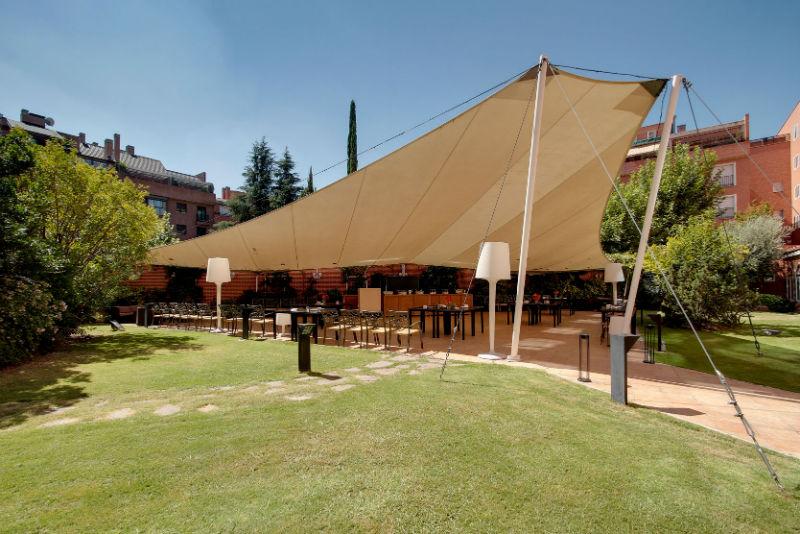 Terraza de Rafael Hoteles