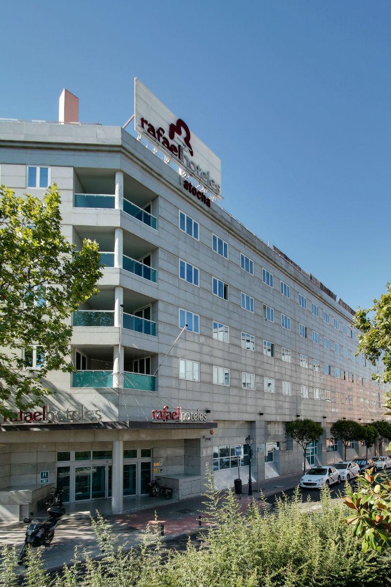 Fachada de Rafael Hoteles