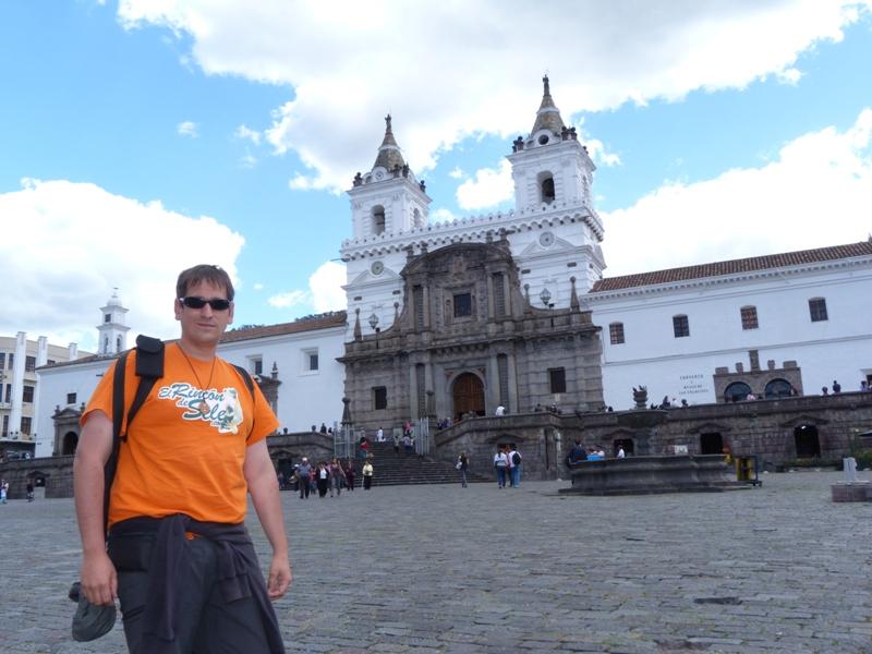 Sele en Quito