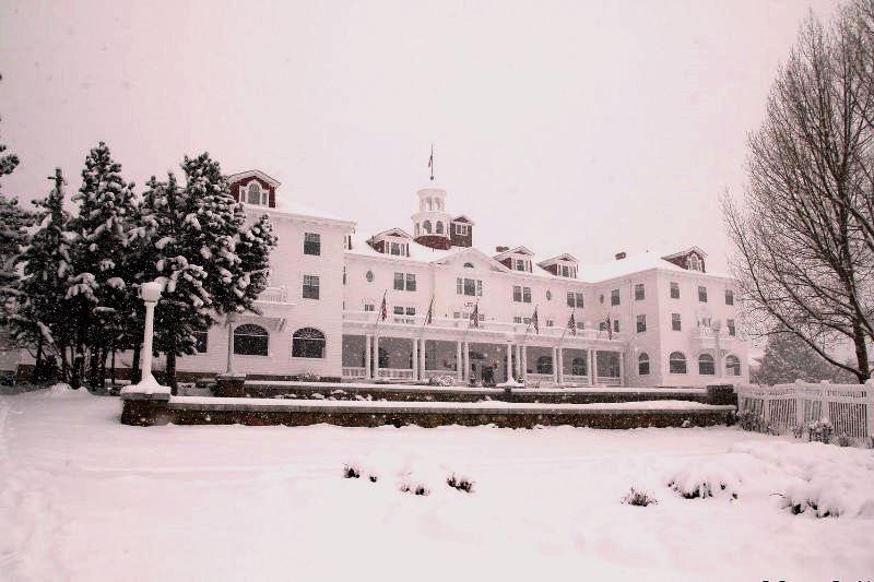 Hotel de la película del Resplandor