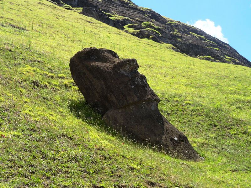 Figura en Rapa Nui