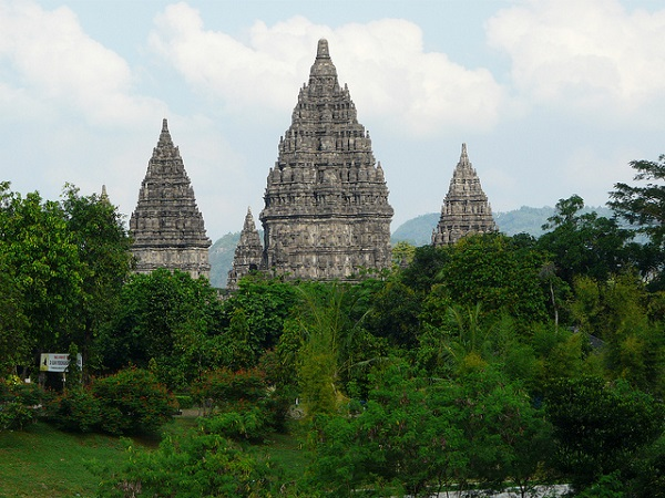 Templo Prambanan- Indonesia