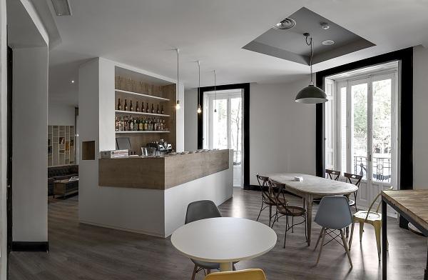 Cafeteria U Hostel